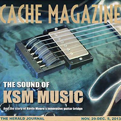 Cache Magazine